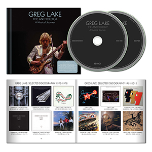 Greg Lake The Anthology